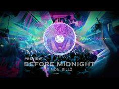 Before Midnight (EDM ALBUM Preview)  -  Simon Sillz