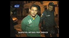 Suspeito de roubo chama a mãe ao ser preso no Rio - Vídeos - R7