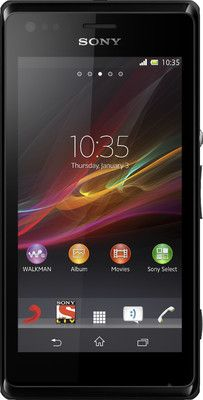 One touch magic! Buy Sony Xperia M Dual SIM android smartrphone for Rs 5990 at Snapdeal #Sony #Xperia #XperiaM #Shopping #india #Deals #Offers #Snapdeal #Smartphone