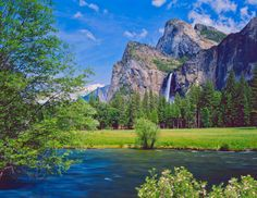 Yosemite National Park in California, USA - Ron Thomas/Getty Images
