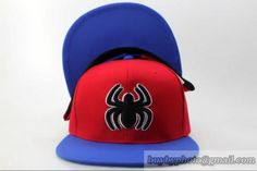 Cheap Wholesale MARVEL Comics Snapbacks Hats Spider-Man Caps Red/Blue for slae at US$8.90 #snapbackhats #snapbacks #hiphop #popular #hiphocap #sportscaps #fashioncaps #baseballcap