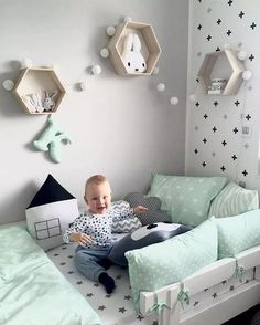 stylish & chic kids room decorating ideas for girls & boys 18 < Home Design Ideas