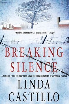 Breaking Silence (Kate Burkholder, #3). Mid-August 2012. This book starts out with bodies being pulled from a hog house pit...