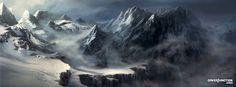 Ice Peaks Facebook Cover