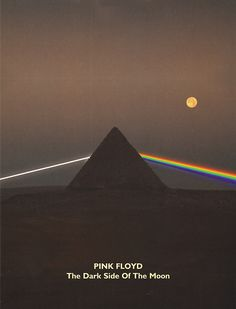 The Dark Side of The Moon. Pink Floyd