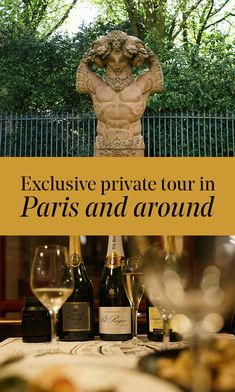 Exclusive private tour to the champagne cellars in majestic city Rheims, authentic French cuisine for best palates, private street food tour and luxury dinner in a secret place in Paris. French People, Secret Places, Street Food, Champagne, Tours, France, Paris, Dinner, Luxury