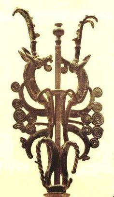 Luristan bronze (Lorestān bronze)