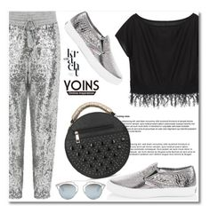"""Yoins #2"" by aida-nurkovic ❤ liked on Polyvore featuring White House Black Market, Christian Dior and yoins"