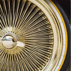 "22"" Vogue Tyres on spokes. Car Rims, Rims And Tires, Dayton Rims, Slab City, Rims For Sale, Aftermarket Wheels, K5 Blazer, Car Wheels, Chevrolet Impala"