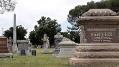 Angelus Rosedale Cemetery in Los Angeles, California by www.OCdoves.com