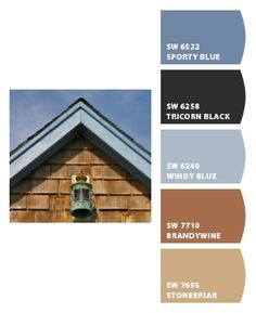 Our logo...Paint colors from Chip It! by Sherwin-Williams