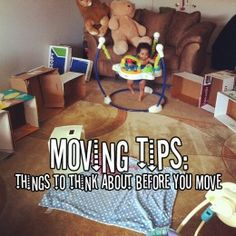 Moving Tips and Relocating to Another State Checklist