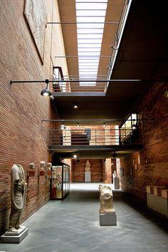 36 Museo Nacional de Arte Romano - Moneo