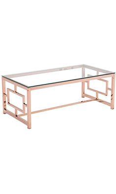 Blu Dot Blu Dot Minimalista Coffee Table Marble Project Hoe - Blu dot minimalista coffee table