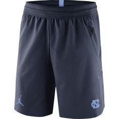 Jordan Men's North Carolina Tar Heels Navy 23 Tech Flex SE Shorts, Size: Medium, Team