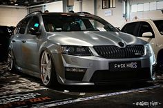 Prestige Car, Skoda Fabia, Vw Passat, Car Tuning, Modified Cars, Nissan Skyline, Nice Cars, Cars And Motorcycles, Vehicles