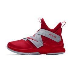 release date: e087a 049ac LeBron Soldier XII iD Men s Basketball Shoe Puma Fierce, Men s Basketball,  High Tops,