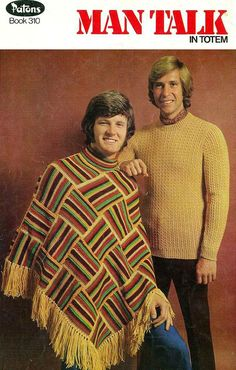 Knitting Patterns Vintage 13 Hilarious Vintage Patterns for Men Clothing Advertisements, Vintage Advertisements, Vintage Ads, Mode Masculine Vintage, 1970s Clothing, Men's Clothing, Vintage Outfits, Vintage Fashion, Look Retro