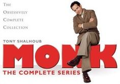 Monk the Complete DVD Series
