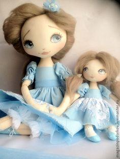 Как я люблю кукол!