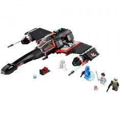 LEGO Star Wars Jek-14's Stealth Starfighter