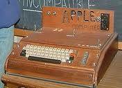 ....Si uite asa a inceput compania Apple:)