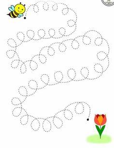 Free Preschool, Preschool Printables, Preschool Worksheets, Kindergarten Activities, Activities For Kids, Nursery Worksheets, Funky Fingers, Cute Coloring Pages, Cute Girls Hairstyles