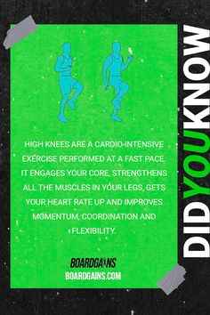 Did you know? Fun fitness fact of the day. Toning Workouts, Fit Board Workouts, Fitness Workouts, Fun Workouts, At Home Workouts, Fitness Games For Kids, Exercise For Kids, Gym Routine For Beginners, Hiit