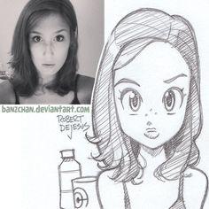 Sketch by Banzchan on DeviantArt