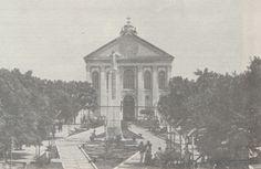 Igreja de Nossa Senhora dos Remédios. 1969. Manaus. Alguns aspectos da Antropologia Cultural do Amazonas.