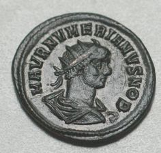 NUMERIAN, (283-284 A.D.), copper antoninianii, issued 282-283 A.D. as Caesar, Ticinum Mint, 3.94 grams, RIC 366, C.76, Sear Cf.3425, Obv. Radiate bust of Numerian to r., draped bust and cuirassed viewed from behind, around M AVR NUMERIANVS NOB C, Rev. PRINCIPI IVVENTVT around, Numerian standing to l., holding baton and sceptre, in exergue VIXXI (illustrated); another a Cast Forgery, type issued 282-283 A.D.      We ship Worldwide.  Item to be shipped 2-3 days after payment received.  Items…