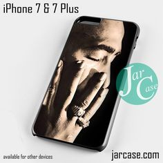 Tupac Poems Thouts Fingers Phone case for iPhone 7 and 7 Plus