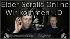 [The Elder Scrolls Online] [Talk] - Wir kommen! & suchen noch Member! :D