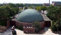 Abrams Planetarium at Michigan State University, East Lansing, Michigan Michigan State University, Michigan State Spartans, East Lansing, Lansing Michigan, Msu Spartans, Great Schools, Great Lakes, Places To See, Ohio