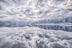Lago Yogo, Nagahama, Japão