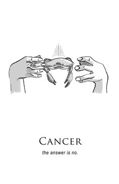 Cancer ♋ Zodiac Sign. Amrit Brar's Portfolio - Book I: Such Terrible Things