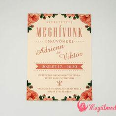 Őszi nyomtatott esküvői meghívó 14. #esküvői #meghívó #nyomtatott #esküvőimeghívó #ősz #őszimeghívó #egyedi #wedding #weddinginvitation #fall #autumn #fallinvitation #unique Spring Wedding Invitations, Winter Springs, Place Cards, Fall Winter, Place Card Holders