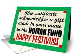 25 best festivus for the rest of us images on pinterest holiday festivus wishes card m4hsunfo