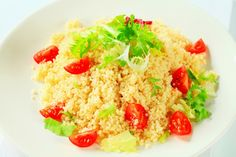 Couscous, Vegetable Recipes, Good To Know, Vitamins, Good Food, Food And Drink, Rice, Vegan, Dishes