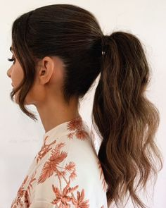 """Jody Callan Hair on Instagram: """"The Pinterest ponytail 🤍 Bridesmaid hair inspo for you to save and share ! Or pin as my styles are all on Pinterest too follow Jody Callan…"""" Bridesmaid Hair, Hair Inspo, Ponytail, Photo And Video, My Style, Hair Styles, Instagram, Videos, Photos"""