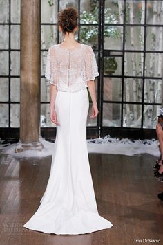 """Ines Di Santo Fall/Winter 2015 Wedding Dresses — Couture Bridal Collection 