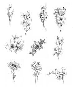 Little Tattoos, Mini Tattoos, Flower Tattoos, Body Art Tattoos, Tattoo Drawings, Dainty Tattoos, Small Tattoos, Cool Tattoos, Tatoos