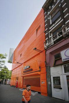 Campagne for Orange  (Rotterdam) by Florentijn Hofman