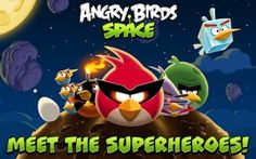 """Tired of Playing Old Angry Birds No Problem Angry Birds Developers Rovio Mobile Limited keep updated the game with new level and feature's. Recent last release """"Angry Birds Space Premium""""."""