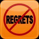 Live With No Regrets- High Beta Frequencies Help