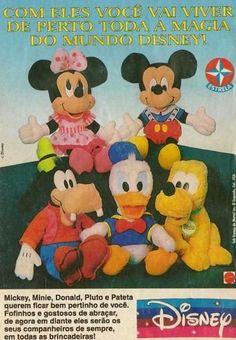 Pelúcias Disney #nostalgia