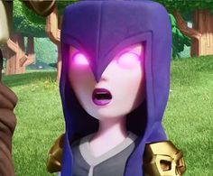 clash of clans witch - Google Search