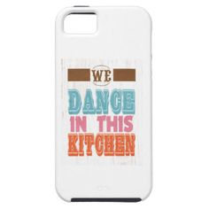 Inspirational Art - Dance In The Kitchen. iPhone 5 Covers