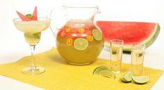 Passion Fruit and Orange Margarita