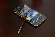 Samsung Galaxy Note II lock screen bypass flaw